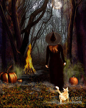 Kami Catherman - Samhain Witch