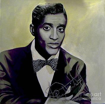 Sammy Davis Jr. by Chelle Brantley