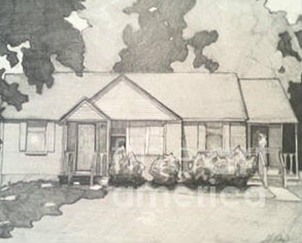 Sam's House by Alexa  Barry