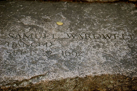 Sherlyn Morefield Gregg - Samuel Wardwell Memorial