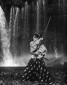 Samurai Part 3 Single Sword by Dan Twyman