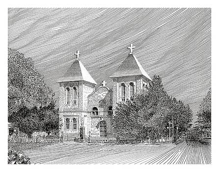 Jack Pumphrey - San Albino Catholic Church