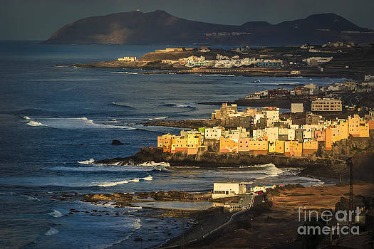 San Andres Arucas Great Canary Spain by Pablo Avanzini