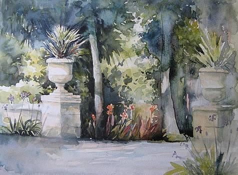 San Anton Garden by Diane Agius