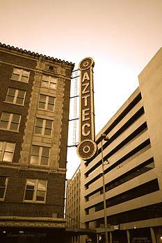 San Antonio AZTEC by Shawn Marlow