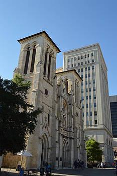 San Antonio Church 04 by Shawn Marlow