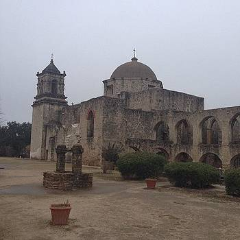 San Antonio by Elena Prikhodko knapp