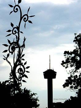Monique Montney - San Antonio Tower of America