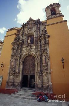 John  Mitchell - San Diego Church Guanajuato