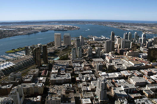 San Diego by Greg Amptman