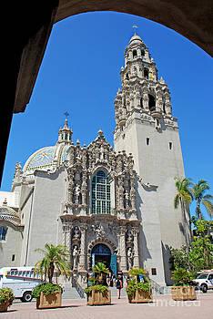 San Diego Museum Of Man by Claudia Ellis