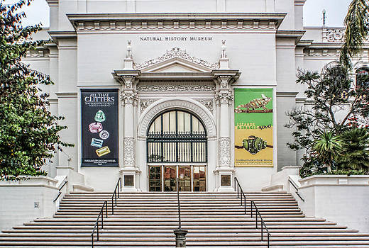 San Diego Natural History Museum by Photographic Art by Russel Ray Photos