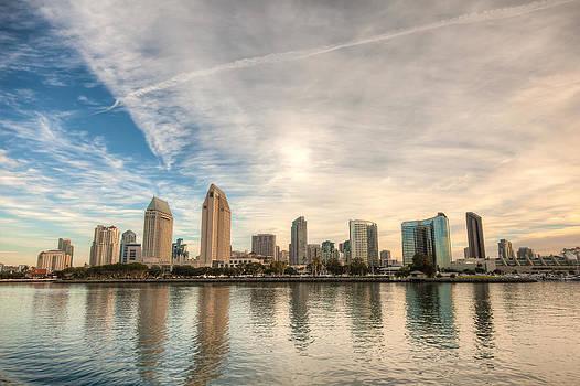 Joshua McDonough - San Diego Skyline