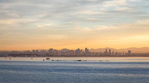 Joshua McDonough - San Diego Sunrise