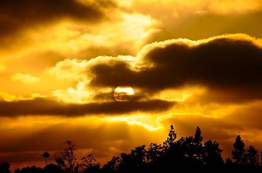 San Diego Sunset by Amanda Miles