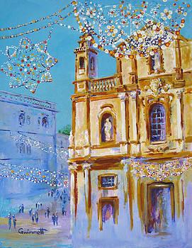 Kathleen  Gwinnett - San Domenico Palermo