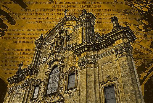 San Francesco Matera by Renato Armignacco