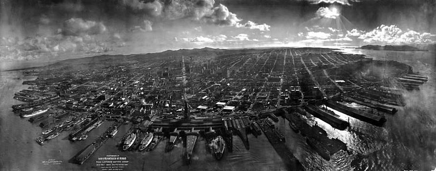 Steve K - San Francisco 1906 Panorama