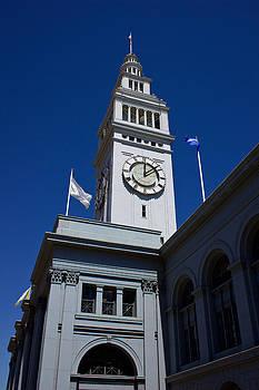 San Francisco Ferry Building by Mathew Tonkin Henwood