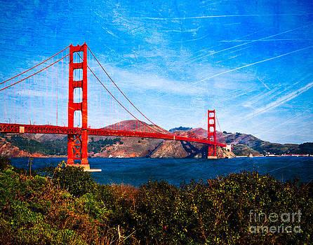 Sonja Quintero - San Francisco Golden Gate