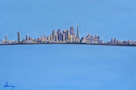 San Francisco  by Michael  Accorsi