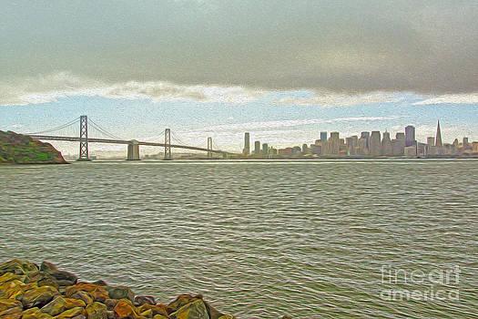San Francisco by Nur Roy