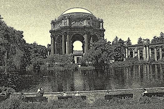 Art America Gallery Peter Potter - San Francisco Palace of Fine Arts
