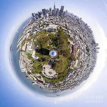 San Francisco planet by Aleksandr Reznik