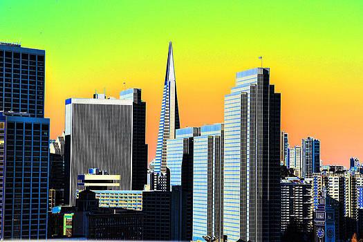 Joe Bledsoe - San Francisco Sunlight