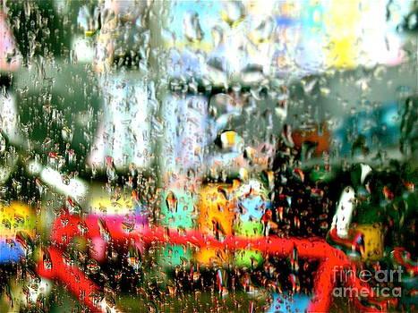 San Fransisco Rain by Kimberly Nickoson