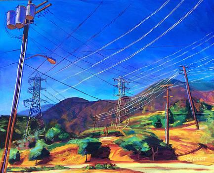 San Gabriel Power by Bonnie Lambert