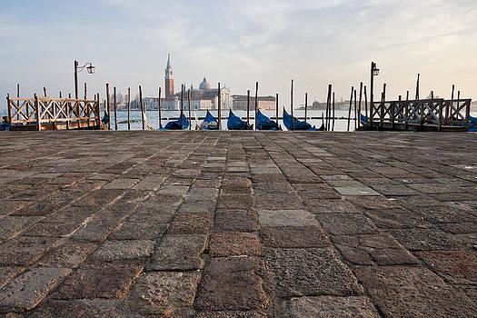 San Giorgio Maggiore by Mattia Oselladore