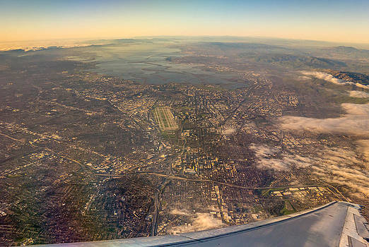 Randy Straka - San Jose and The Bay From Above