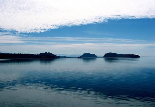 San Juan Islands by Jan Cipolla