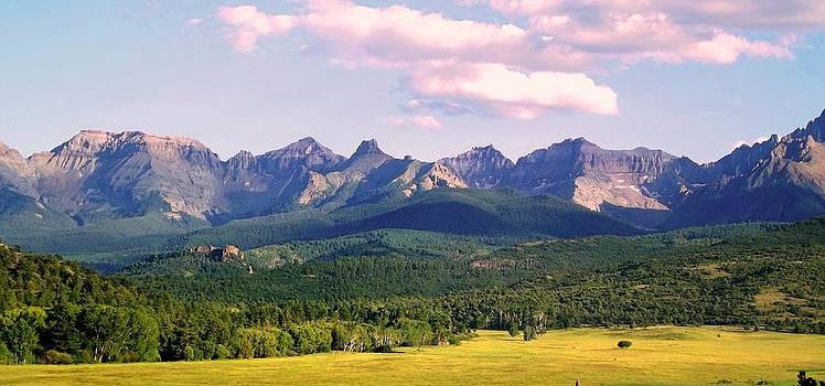 San Juan Mountains by Glen Powell