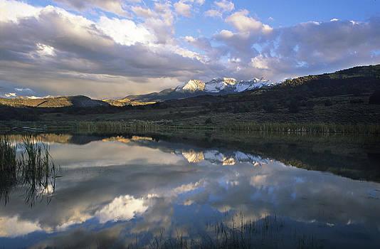 Susan Rovira - San Juan Mountains Sunset