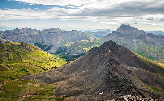 San Juan Range by Bart Deferme