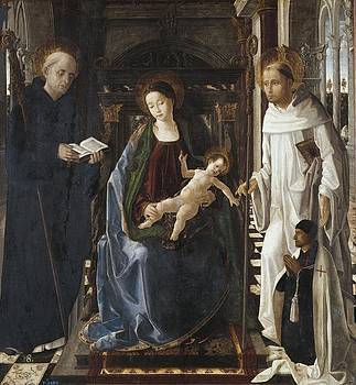 San Leocadio, Paolo De Ca. 1445 - 1520 by Everett
