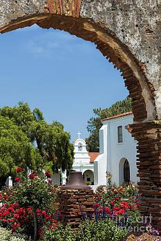 Sandra Bronstein - San Luis Rey - Mission Church