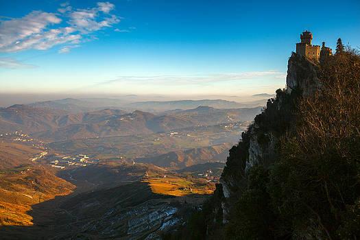 San Marino by Cristian Mihaila