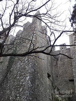 San Marino's Castle In Italy by Melania Emma