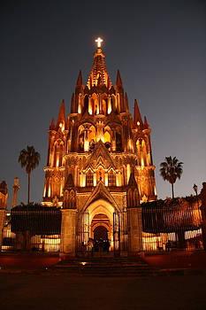 San Miguel Allende by Xanat Flores