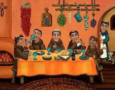 San Pascuals Table by Victoria De Almeida