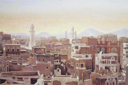Sanaa by Victor  Candela