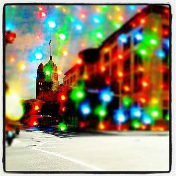 #sanantonio#lights by Eric Perez