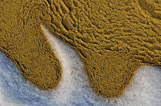 Louis Dallara - Sand Abstract