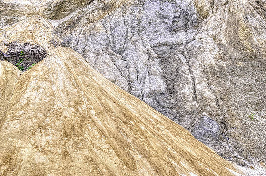 David Stone - Sand and Clay at Great Rock Bight