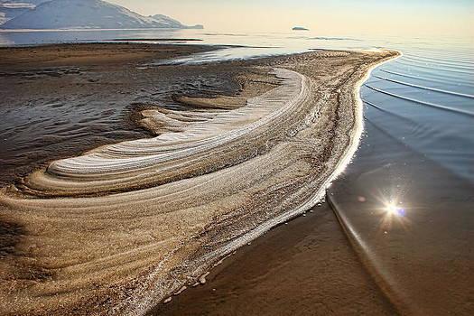Sand And Salt by Gene Praag