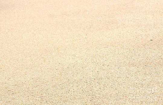 Sand background by Christina Rahm