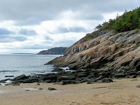 Gene Cyr - Sand Beach